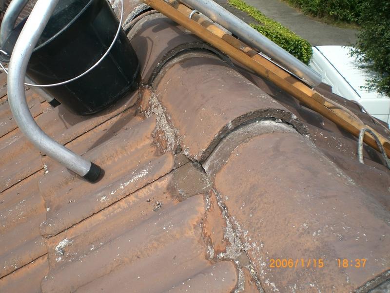 Tuile faitiere for Tuile faitiere beton